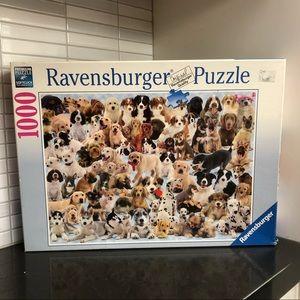 Dogs Galore! Ravensburger 1000 piece puzzle